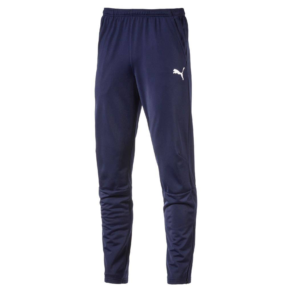 Liga Training Pant Snr & Jnr - Peacoat Navy-White