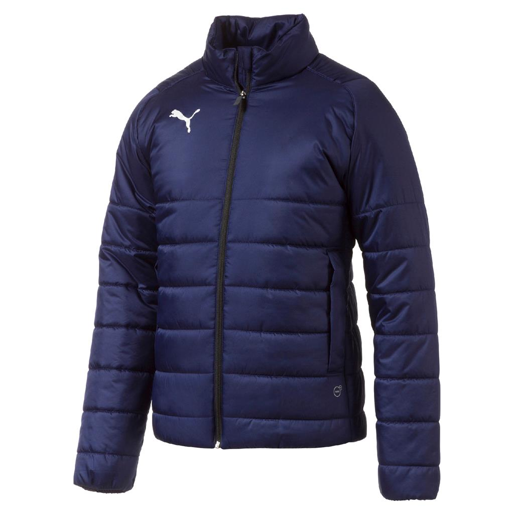 Liga Padded Jacket  - Peacoat-Navy